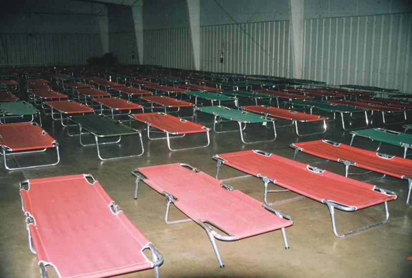 Longview cots