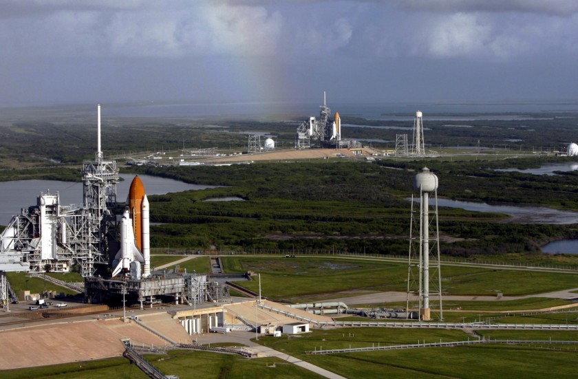 STS-125 and sts-400